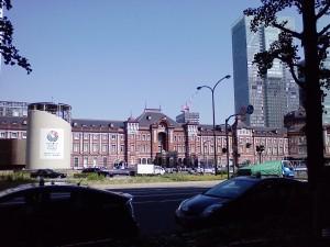 2013.5東京駅新駅舎