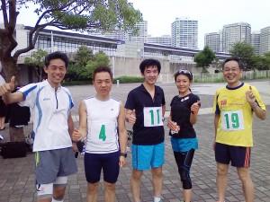 2013.6.29Run for longevity(抗加齢医学会)