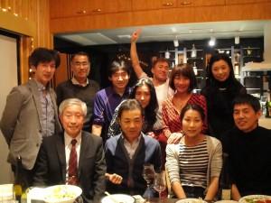 2013.12.14 Xmas石川恵先生と