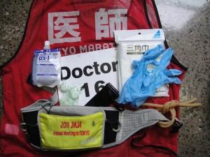 2014.2.23 東京マラソン装備